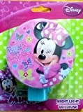 Disney Minnie Mouse Night Light
