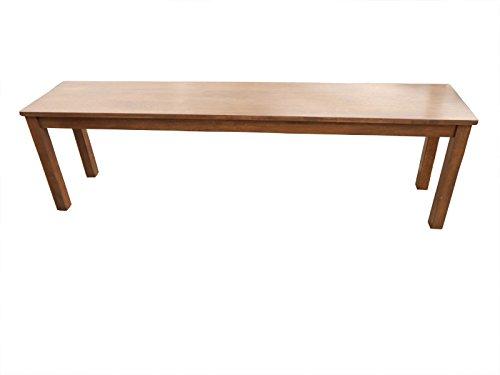 SAM-Massive-Sitzbank-Holzbank-Tom-II-100-x-33-cm-mit-stabilen-Beinen-Sitzplatz-in-nussbaumfarbig-vielseitig-einsetzbare-Bank-geeignet-fr-bis-zu-2-Personen