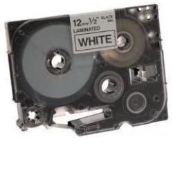 Brother TZ231S Tape cassette 12 mm x 4 m Noir sur Blanc