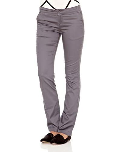 Springfield Pantalone Straight [Grigio]