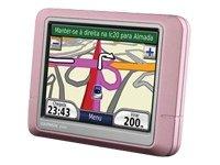 GARMIN Nüvi 250 GPS Europe - pink