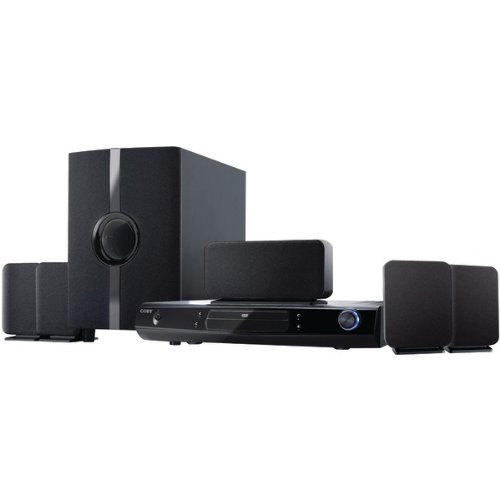 5.1 Channel DVD Home Theater