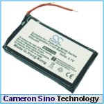 Replacement battery for Palm M150, M155, Zire 21, Zire 22