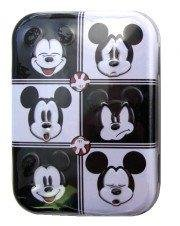 Disney Mickey Mouse Collector Mini Tin - 30 Cotton Swabs