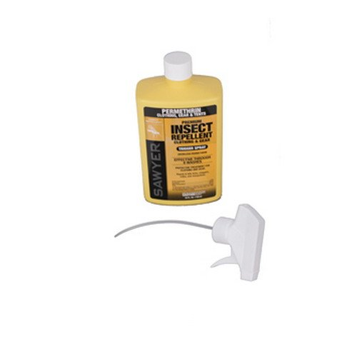 Premium Clothing Insect Repellent With Trigger Spray front-49961