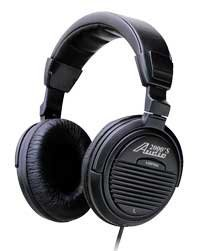 buy Audio2000S Ahp504 Professional Monitor Closed Back Dynamic Stereo Headphones With 9 Ft. Cable
