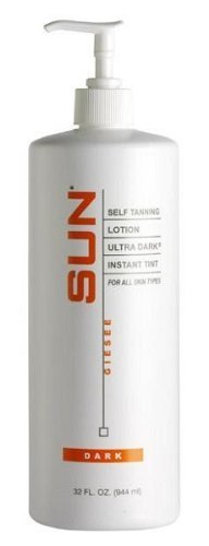 Ultra Dark 32 oz. Value Size Sunless Tanning Lotion by SUN L