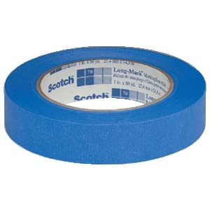 Scotch-Blue Painter's Tape 2090 1-1/2 in. x 60 yds.: Painters Masking