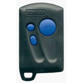 Stanley securecode three button remote control