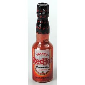Franks® Red Hot® Orginal Hot Sauce 0.75 Oz Bottle (Case of 150)