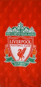 Liverpool FC - Official Towel