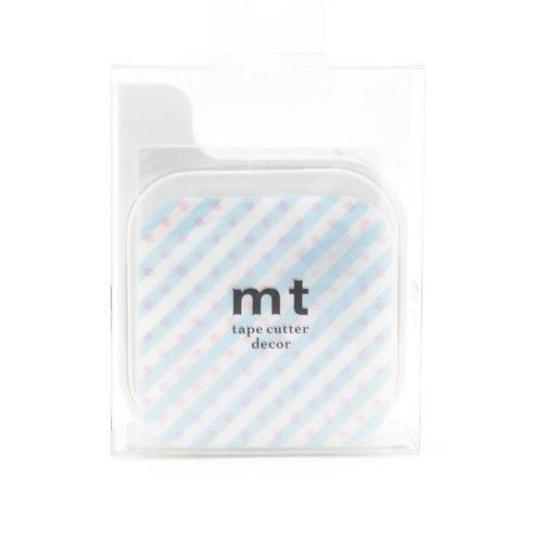 カモ井加工紙 mt mt tape cutter decor ホワイト  MTTC0015