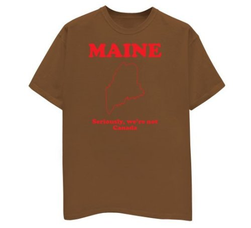Maine - Buy Maine - Purchase Maine (Direct Source, Direct Source Shirts, Direct Source Womens Shirts, Apparel, Departments, Women, Shirts, T-Shirts)