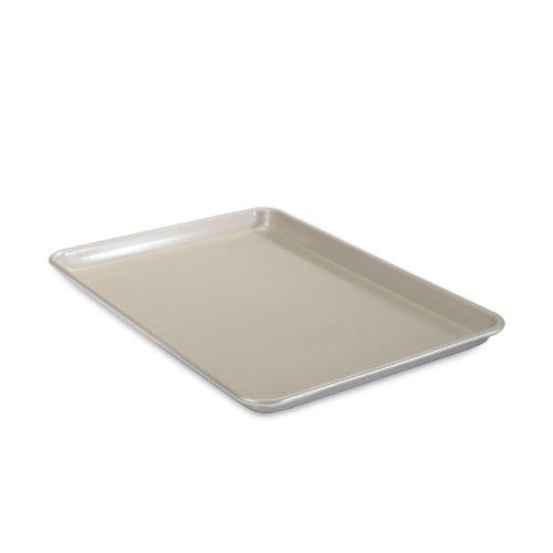 Nordic Ware Natural Aluminum Nonstick Commercial Baker'S Half Sheet front-447864