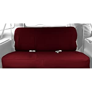 Amazon Com Caltrend Front Row Solid Bench Custom Fit Seat