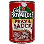 Chef Boyardee Sauce Pizza, 15 Ounce E...