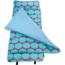 Find Discount Wildkin Big Dots Aqua Nap Mat