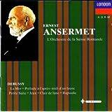 Debussy: La Mer, Rapsodie pour clarinette (Rhapsody for Clarinet), Clair de Lune, Petite Suite, Prelude a l'apres-midi d'un faune, Jeux
