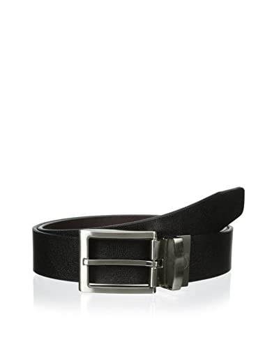 Maker & Company Men's Reversible Cut-Edge Belt