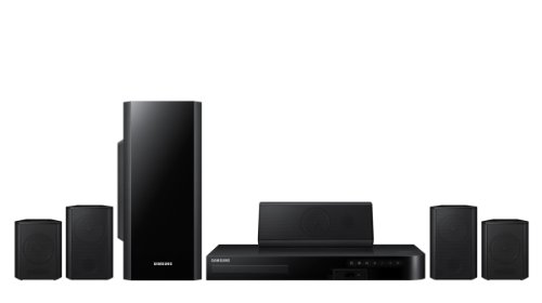 Review Samsung HT-H5500W 5.1 Channel 3D Blu-Ray Home Theater System
