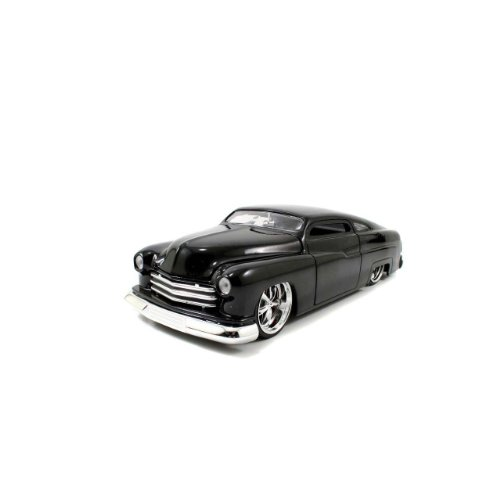1951 Mercury 1:24 Scale (Black) (1 24 Custom Wheels compare prices)
