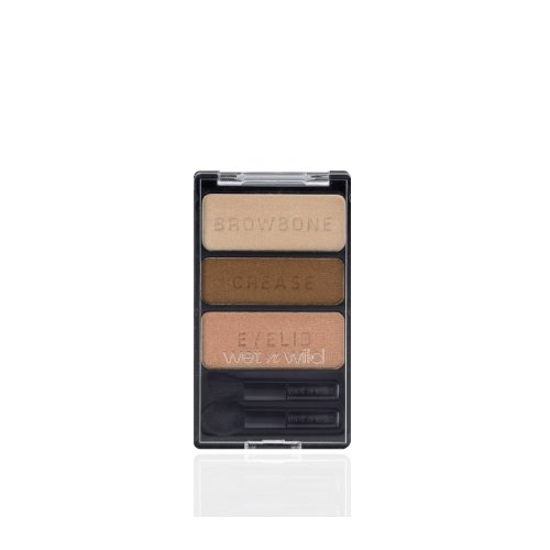 ウェットアンドワイルド Color Icon Eyeshadow Trio Walking on Eggshells