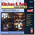 Kitchen & Bath FloorPlan 3D