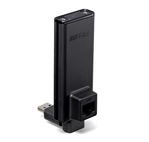 BUFFALO 11n/a/g/b 300Mbps 簡単無線LAN子機 WLI-UTX-AG300/C バッファロー