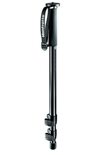 Manfrotto 679B 3 Section Monopod - Black