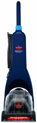BISSELL ReadyClean PowerBrush Upright Deep Cleaner, Blue, 47B2