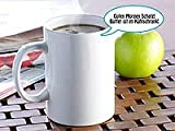 Geschenktipp: infactory Sprechende Kaffeetasse mit individueller Sprachaufzeichnung