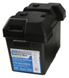 Camco 55372 Large Battery Box - Groups 27, 30 and 31