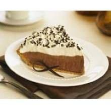 Schwans Mrs Smiths Gourmet Chocolate Cream Pie, 49 Ounce -- 4 per case.