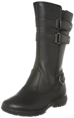 Geox Junior J Peggy St. S Black Classic Boot J13A6S5443C9999 11 Child UK