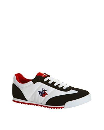 Star Jaguar Zapatillas Cordones Blanco / Negro