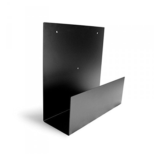 Computer Bracket Solutions - Dell Optiplex Wall Side Mount Computer Bracket- 16