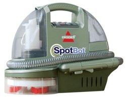 Bissell : 1200 Spotbot - Carpet Spot Cleaner