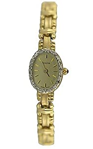 Bulova 14 Karat Gold Ladies Watch # 95U03