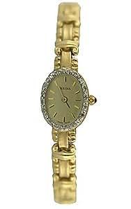 Bulova 14 Karat Gold Ladies Watch # 95U03