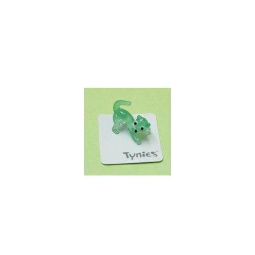 NIP The Perky Cat - Tynies Miniature Glass Figurine