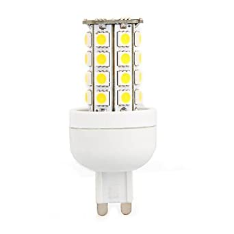 G9 6w 360m Warm White 36 LED 5050 SMD LED Corn Light Bulb Lamp Spotlight Ac110-120v