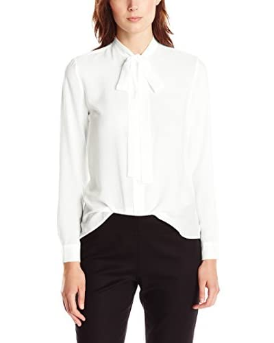 French Connection Bluse weiß