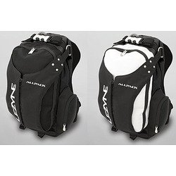 Lezyne Lezyne All Pack Hydration Pack 3 Liter/ 100 oz Black / Black