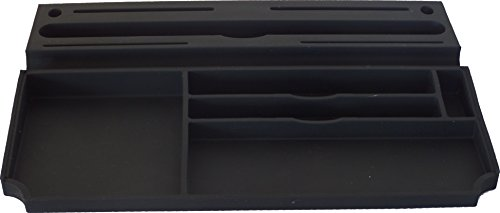 Mykeyo 5-In-1 Wireless Keyboard Stand And Organizer For Apple Ipad (Mk1100-Black) front-192242