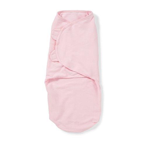 Swaddle Me スワドルミー algodón de punto flojo Swaddle L tamaño Rosa importaciones paralelas