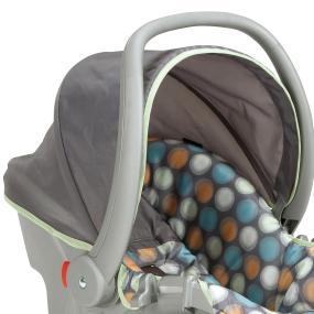 lightncomfy,infant,carseat,car,seat,ikat,dots,ikatdots