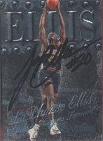LaPhonso Ellis Denver Nuggets 1999 Fleer Metal Universe Autographed Hand Signed... by Hall of Fame Memorabilia
