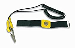 QVS CA226 Computer Anti-Static Wrist Strap