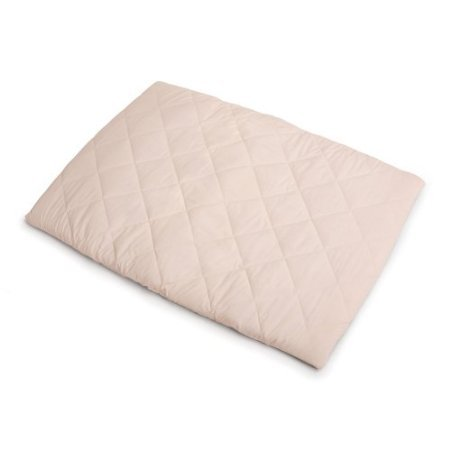 Graco Pack N Play Quilted Playard Sheet, Cream back-942589