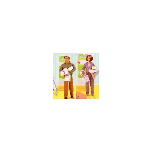Barbie C4381   Happy Family Großvater und Großmutter Sortiment
